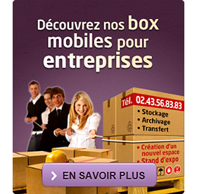 Box mobile greenbox decouverte